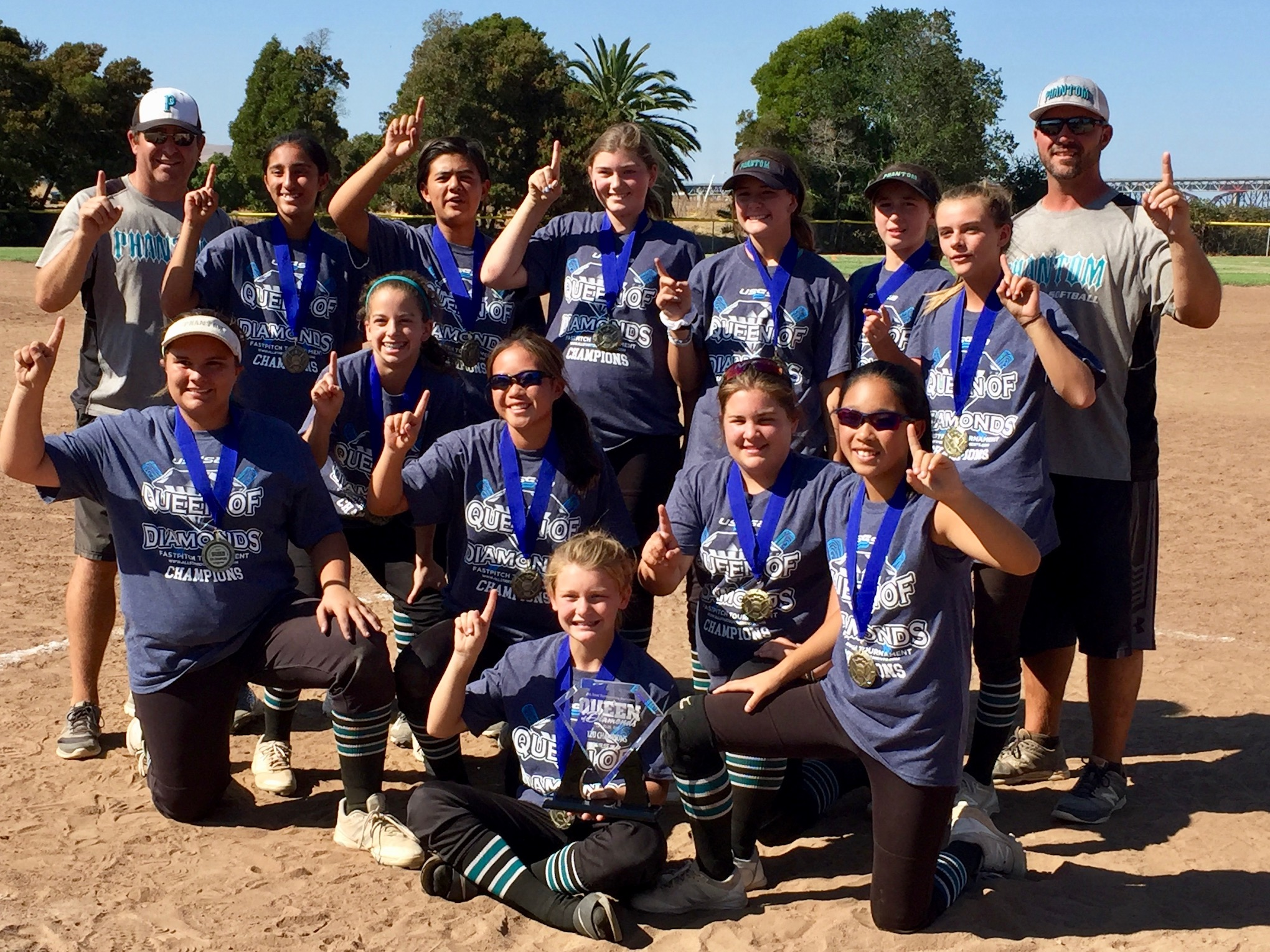 Pleasanton Girls Softball League